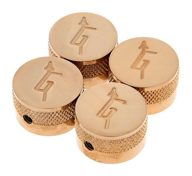 Gretsch Potiknob Set Gold