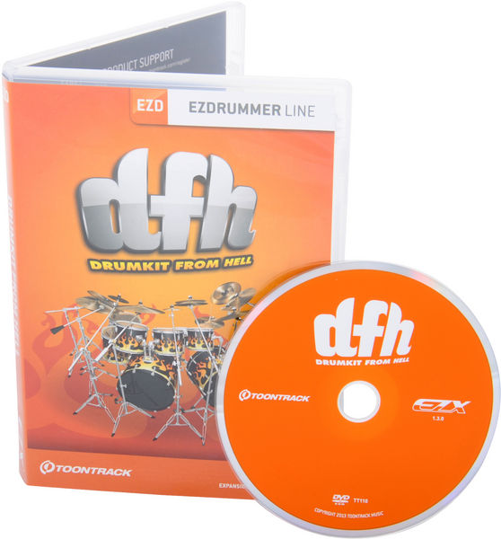 toontrack ezdrummer drumkit from hell free download