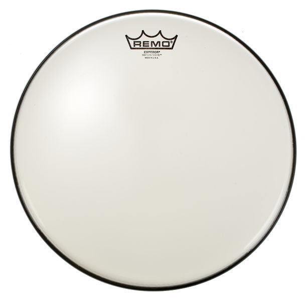 "Remo 13"" Emperor White Smooth"