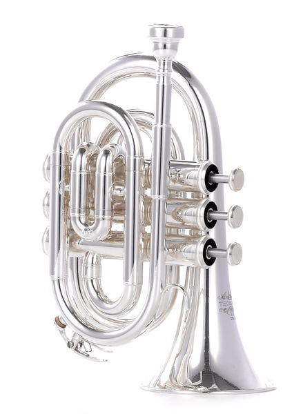 Thomann TR 5 SI Bb-Pocket Trumpet