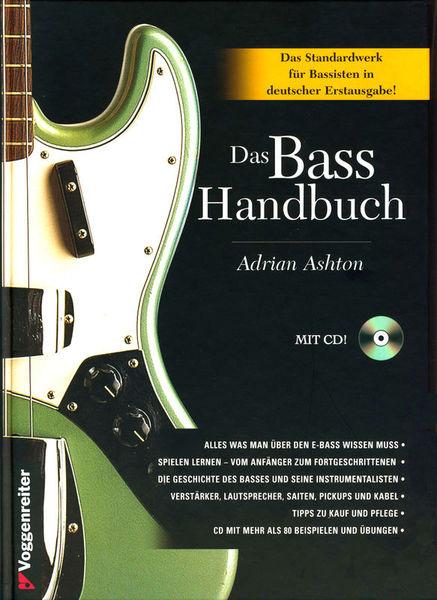 Das Bass-Handbuch Voggenreiter