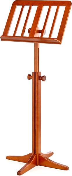 K&M 116/1 Wooden MusicStand Cherry
