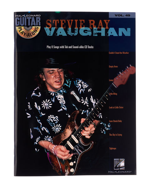 Hal Leonard Guitar Play-Along Ray Vaughan