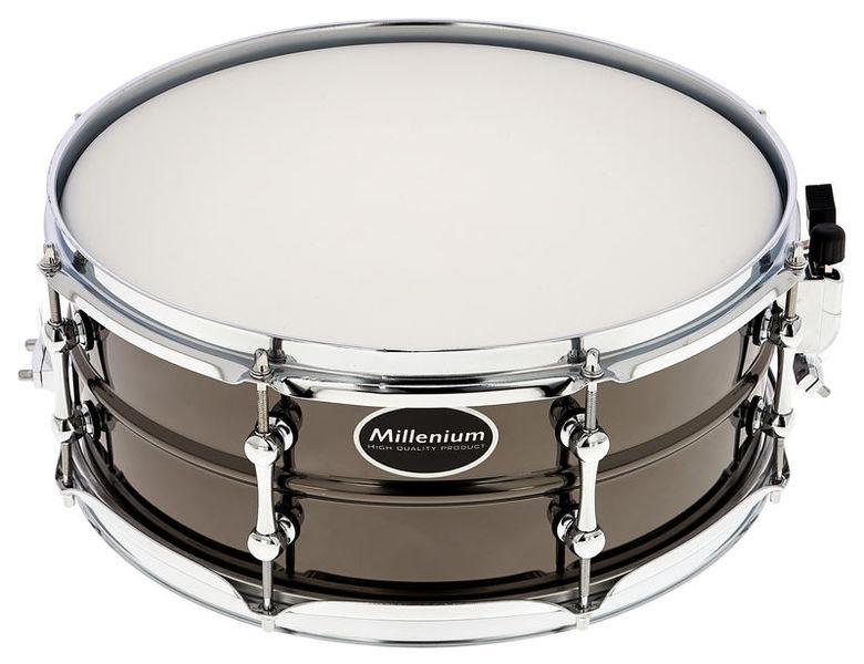 "Millenium 14""x5,5"" Black Steel Snare"