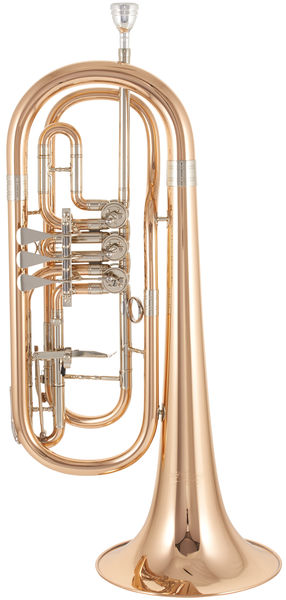 Cerveny CVTR 792-3 Bass Trumpet