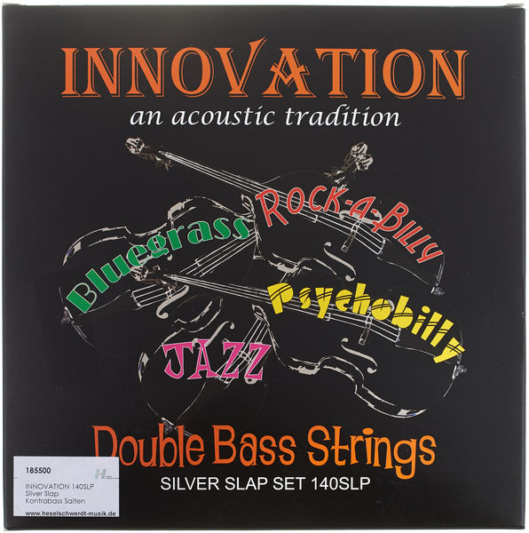 140SLP Silver Slaps 3/4 Innovation