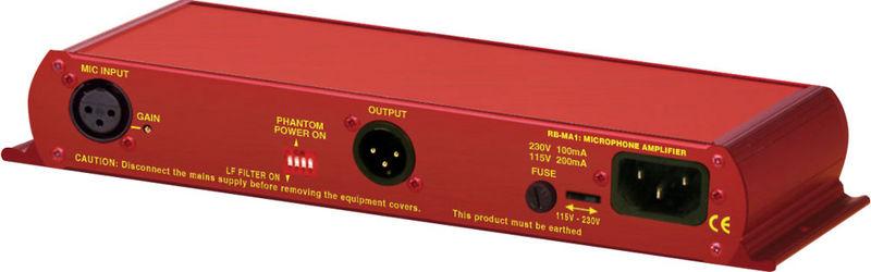 Sonifex Redbox RB-MA1 Mic Preamp