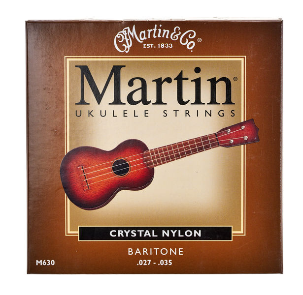 Martin Guitars M630 Ukulele String Set