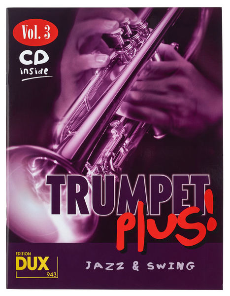 Edition Dux Trumpet Plus Vol.3
