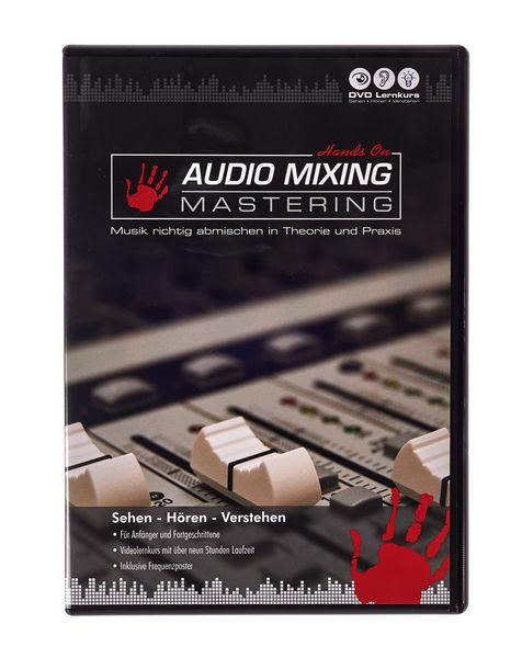 DVD Lernkurs Mixing und Mastering