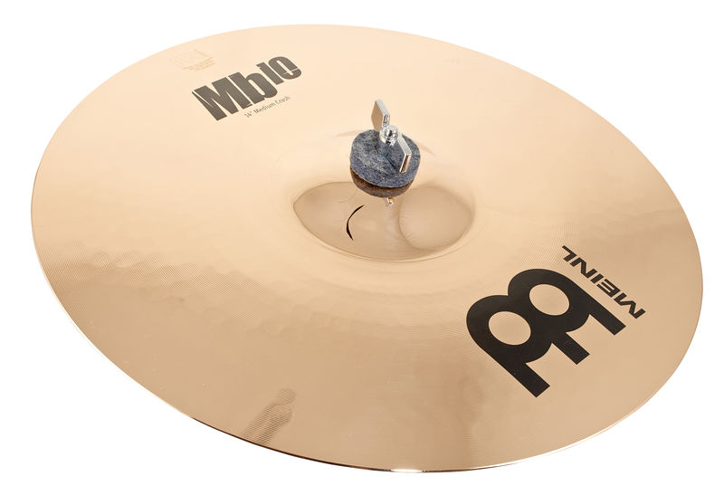 "Meinl 14"" Mb10 Medium Crash Brill."