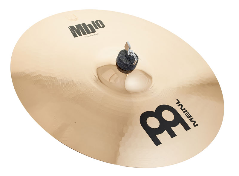 "Meinl 15"" Mb10 Medium Crash Brill."
