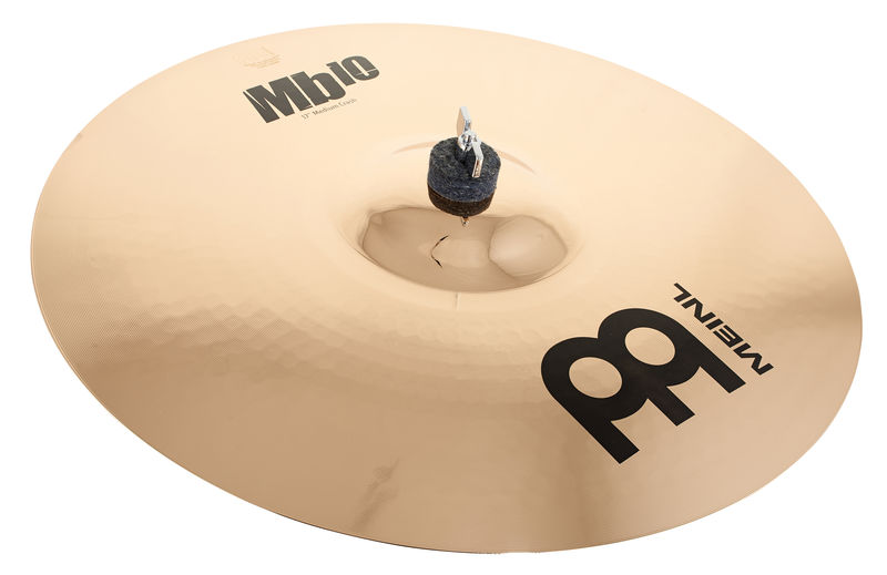 "Meinl 17"" Mb10 Medium Crash Brill."