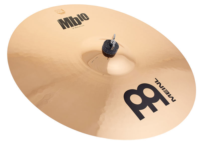 "Meinl 18"" Mb10 Med. Crash Brilliant"