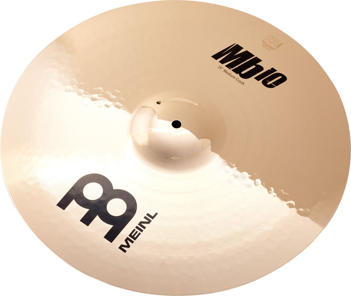 "Meinl 19"" Mb10 Medium Crash Brill."