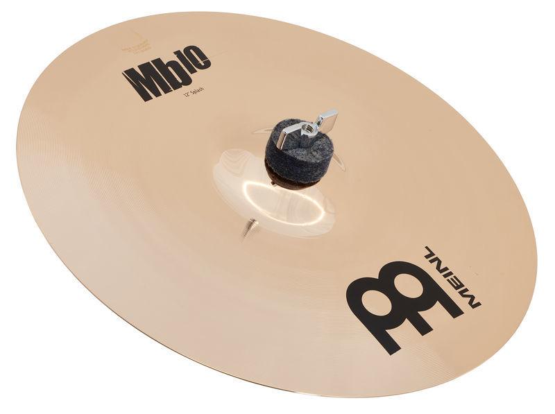 "Meinl 12"" Mb10 Splash Brilliant"