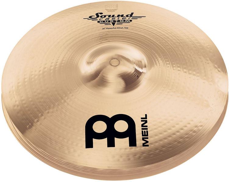 """Meinl 14"""" Sound Caster Power Hi-Hat"""