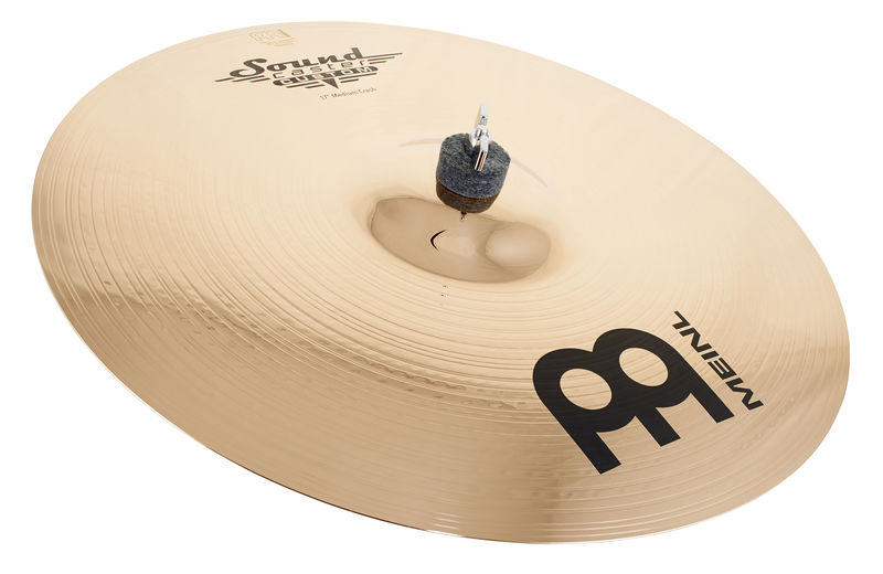"Meinl 17"" Sound Caster Custom Crash"