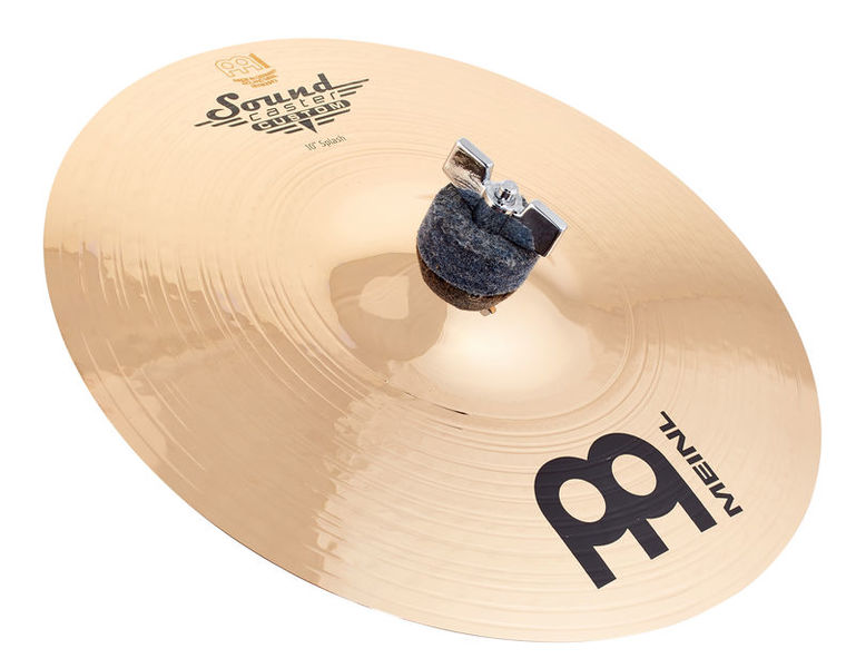 "Meinl 10"" Sound Caster Custom Splash"