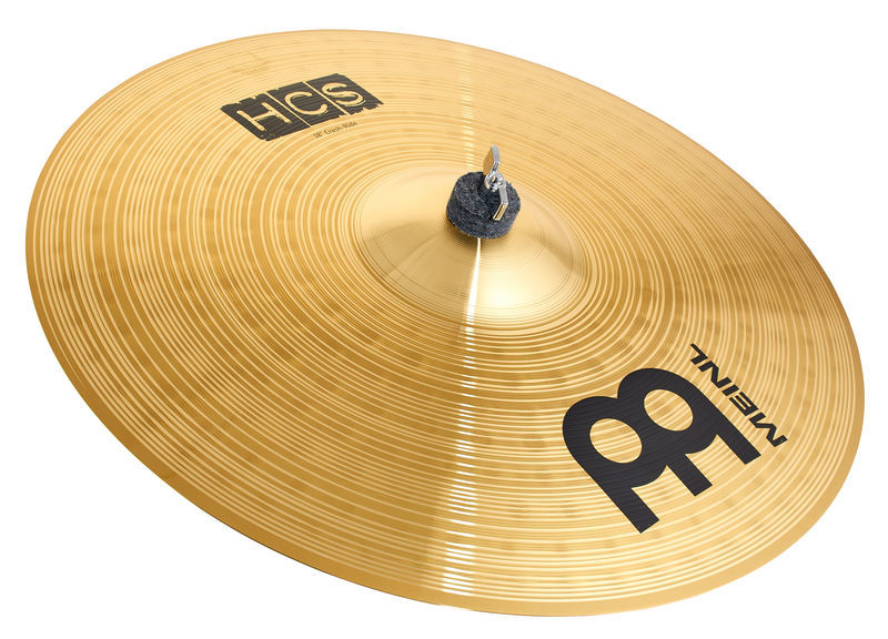 "Meinl 18"" HCS Crash / Ride"