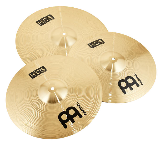 meinl hcs cymbal set starter thomann uk. Black Bedroom Furniture Sets. Home Design Ideas