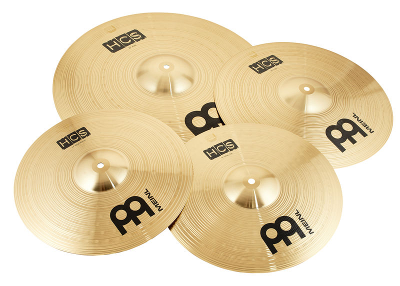 meinl hcs cymbal set standard thomann united states. Black Bedroom Furniture Sets. Home Design Ideas