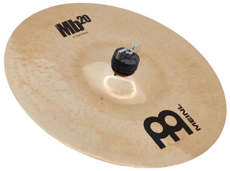 """Meinl 12"""" MB20 Rock Splash"""