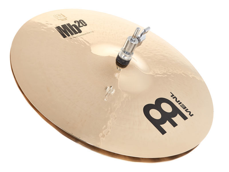 "Meinl 14"" MB20 Heavy Soundwave HH"