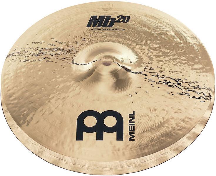 """Meinl 14"""" MB20 Heavy Soundwave HH"""