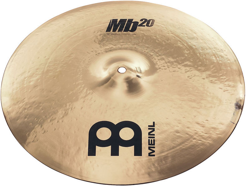 "Meinl 16"" MB20 Medium Heavy Crash"