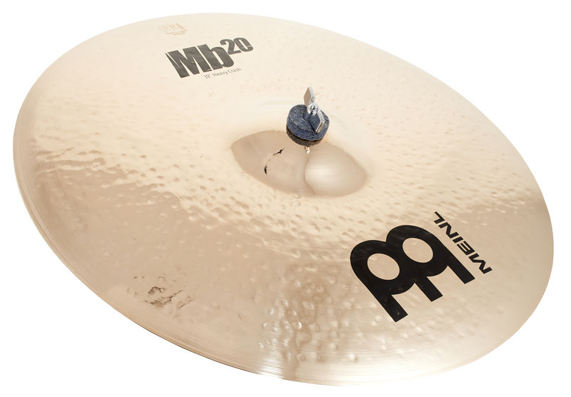 "Meinl 19"" MB20 Heavy Crash Brilliant"
