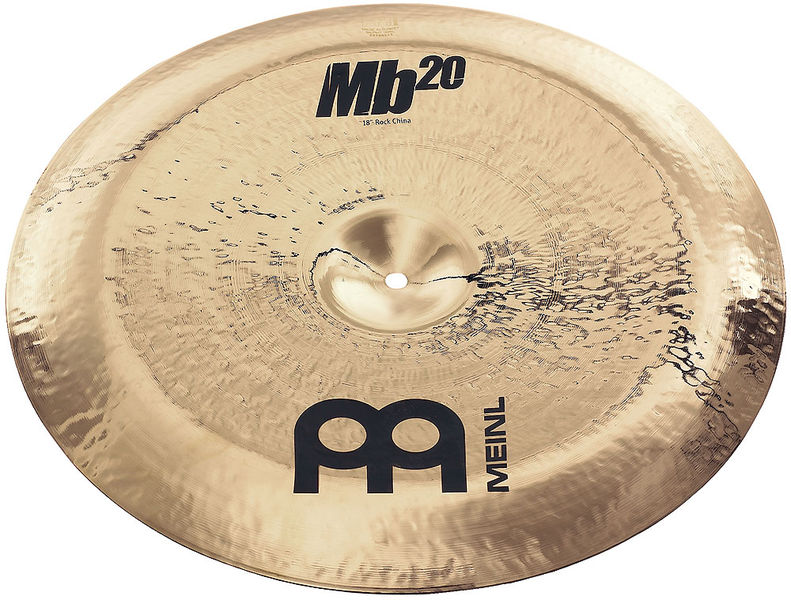 "Meinl 18"" MB20 Rock China Brilliant"