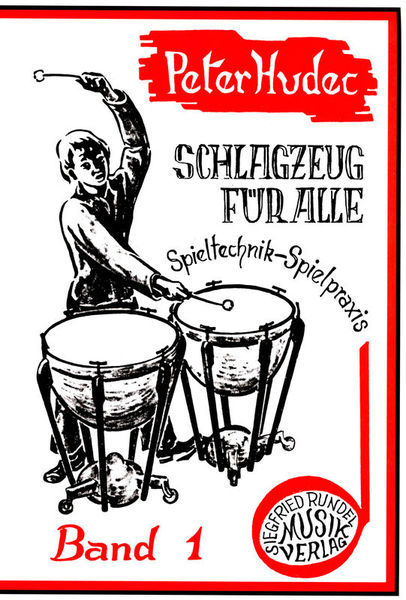 Musikverlag Rundel Schlagzeug Für Alle Vol.1