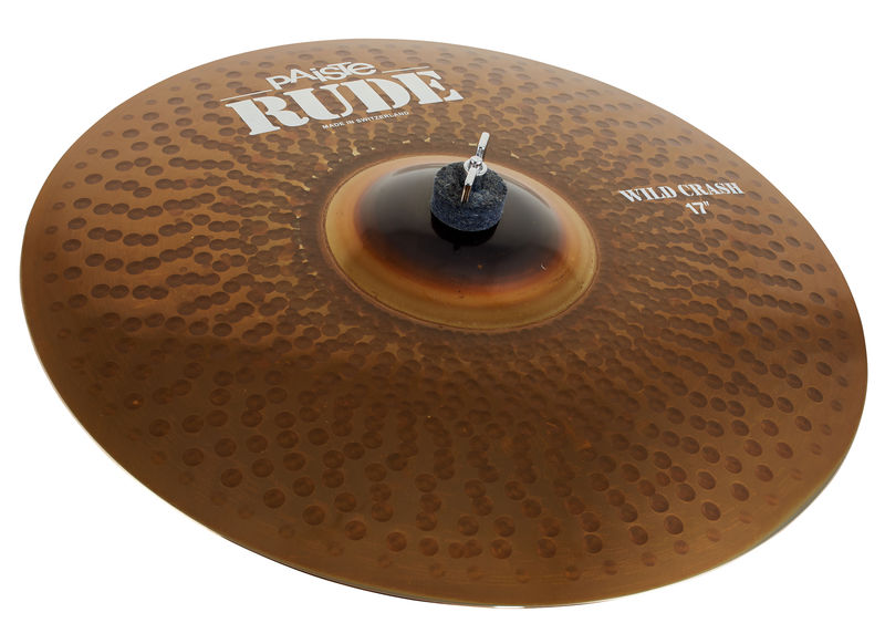 "Paiste 17"" Rude Wild Crash"