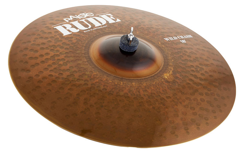 "Paiste 18"" Rude Wild Crash"