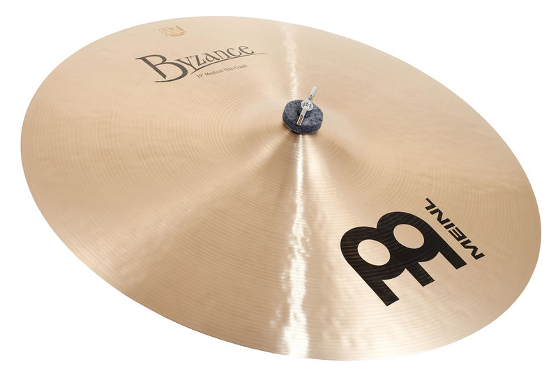 "Meinl 19"" Byzance Medium Thin Crash"