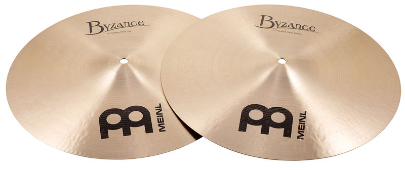 "Meinl 15"" Byzance Hi-Hat Medium"