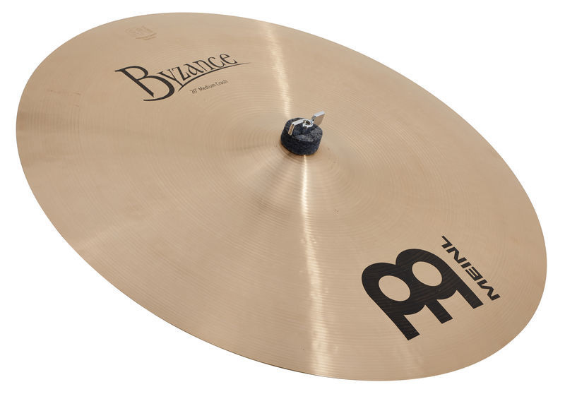"Meinl 20"" Byzance Medium Crash"
