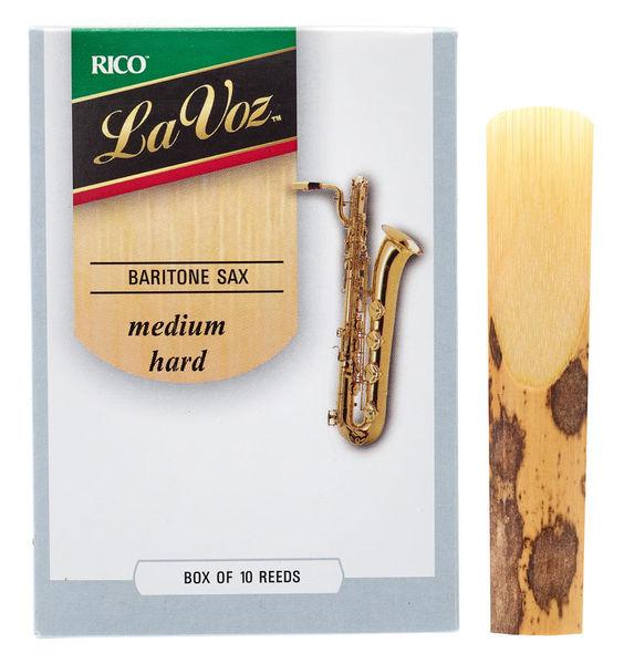 Daddario Woodwinds La Voz Baritone Sax MH