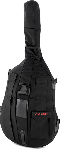 Christopher PV502 BK 3/4 Double Bass Bag