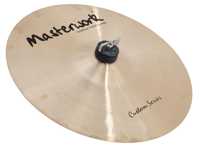 "Masterwork 12"" Custom Splash"