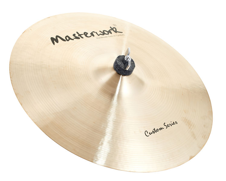"Masterwork 15"" Custom Crash"