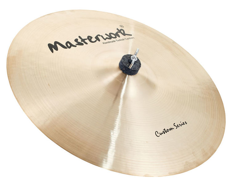 "Masterwork 16"" Custom Rock Crash"