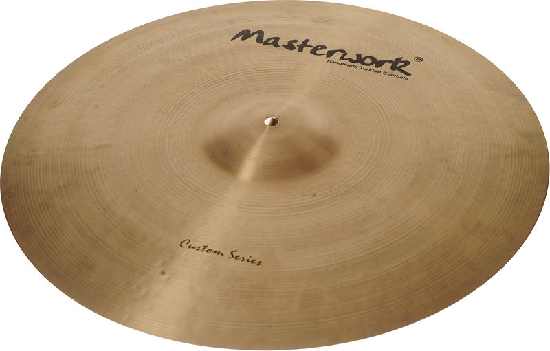 "Masterwork 20"" Custom Extra Heavy Ride"