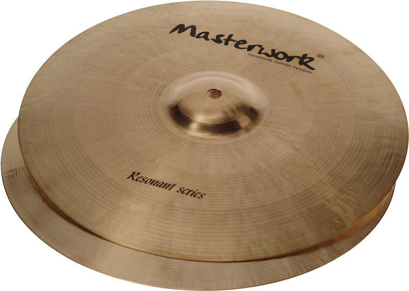 "Masterwork 14"" Resonant Hi-Hat"