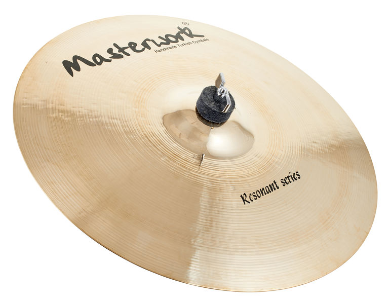 "Masterwork 15"" Resonant Crash"