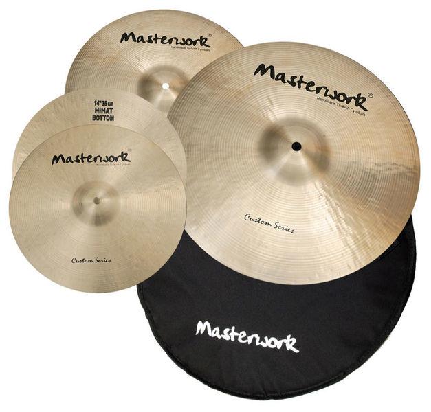 Custom Cymbal Set Masterwork
