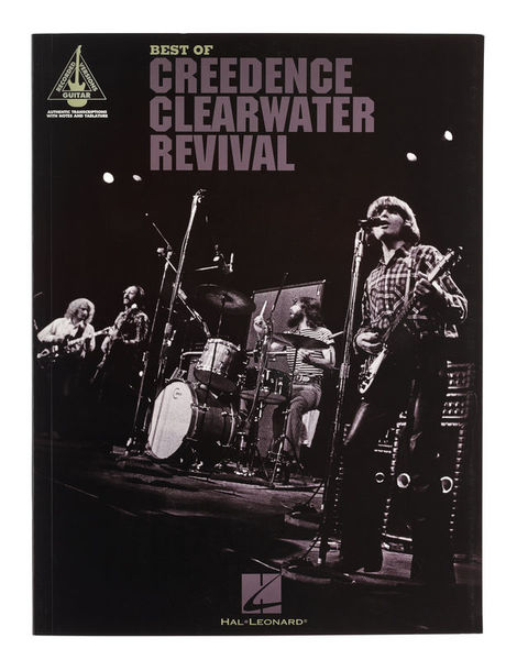 Best Of Creedence Clearwater Hal Leonard
