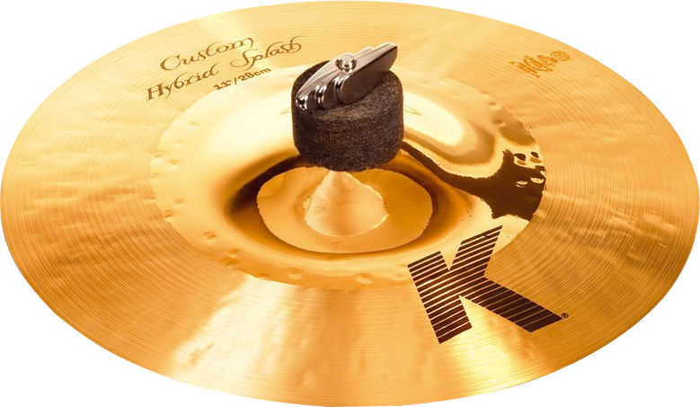 "Zildjian 11"" K-Custom Hybrid Splash"