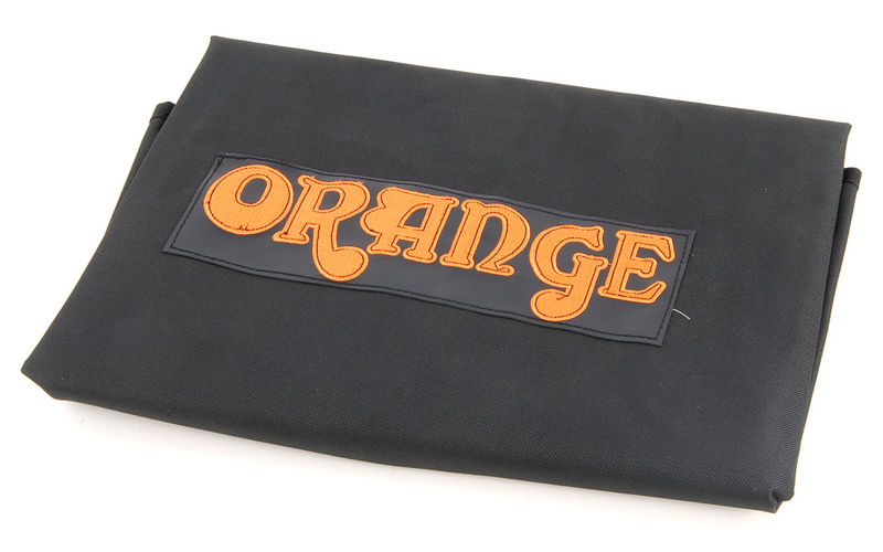 "Orange Cover 4x12"" Angled"